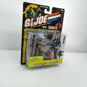 G.I. Joe vs. Cobra  Gung Ho vs Destro  Action Figure NEW IN PACKAGE
