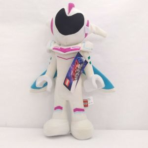 "The Lego Movie 2 SWEET MAYHEM Plush Doll 13"" Manhattan Toy Company, White"