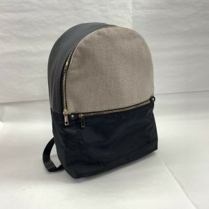 Woolen Dome Backpack – A New Day – Black
