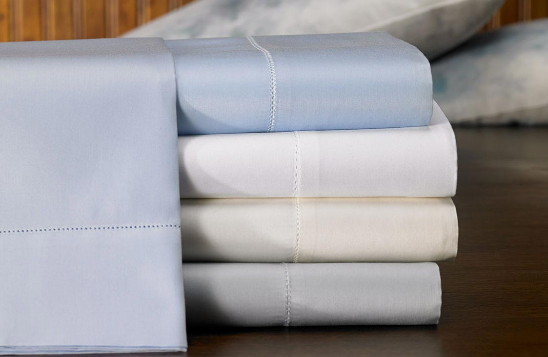 Buy Luxury Hotel Bedding From Marriott Hotels Hemstitch