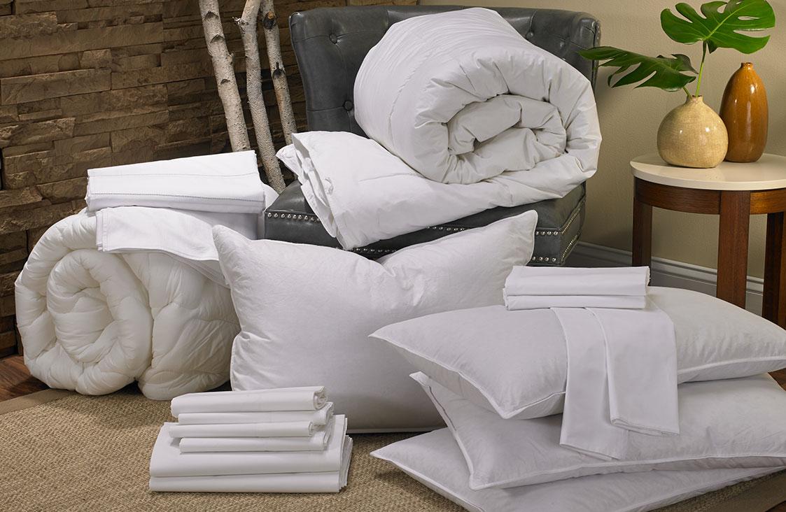 buy luxury hotel bedding from marriott