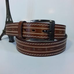 Men's Leather Belt Bye Online