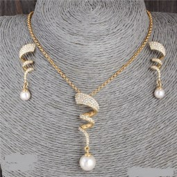 Imitation Pearl Jewelry
