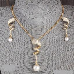 Imitation Pearl Jewelry