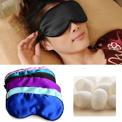 Sleeping Eye Mask Pure Silk