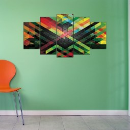 Colorful Stylish Wall Canvas