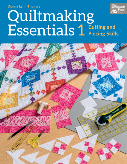 Martingale - Quiltmaking Essentials I (Print version + eBook bundle)