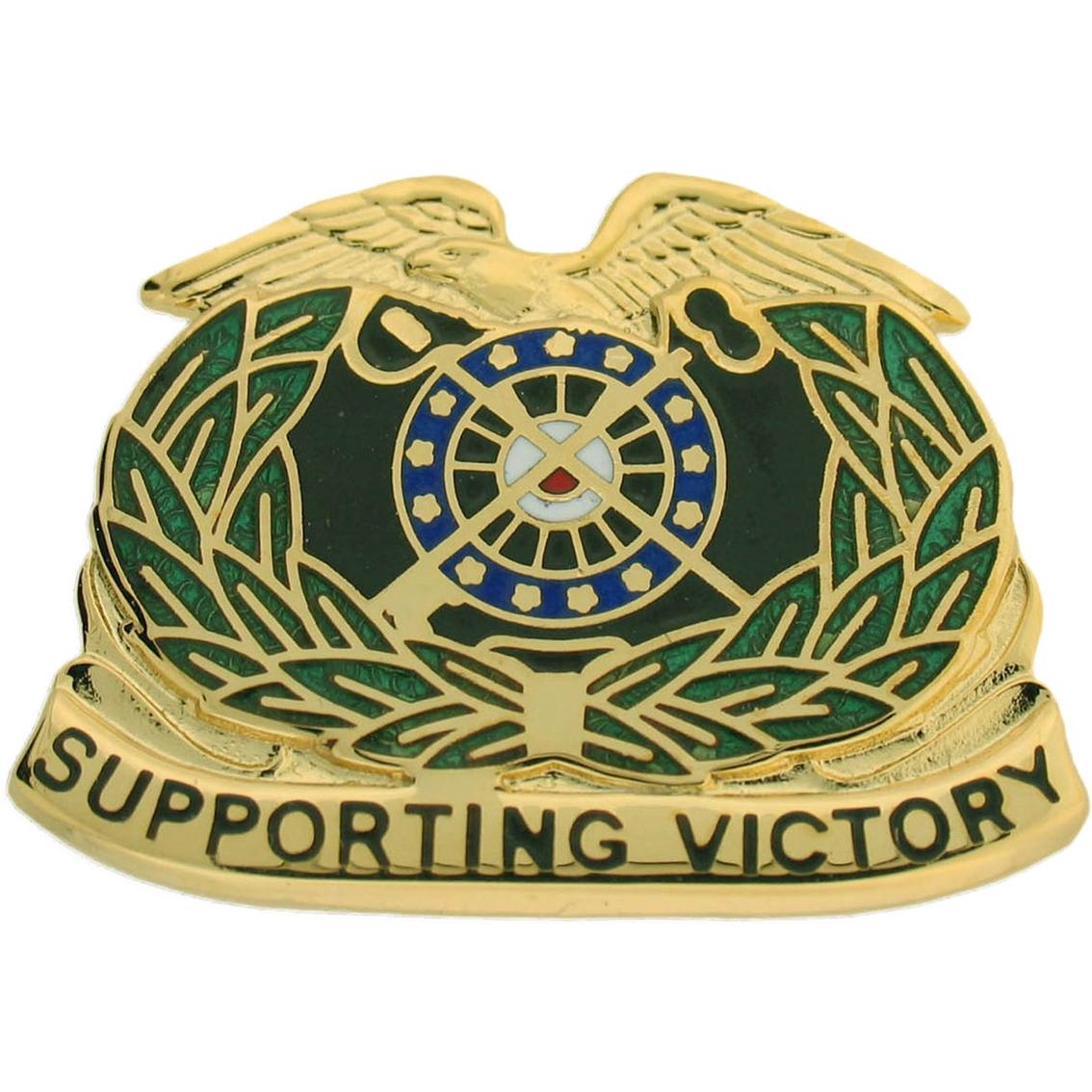 Army Quartermaster Logo