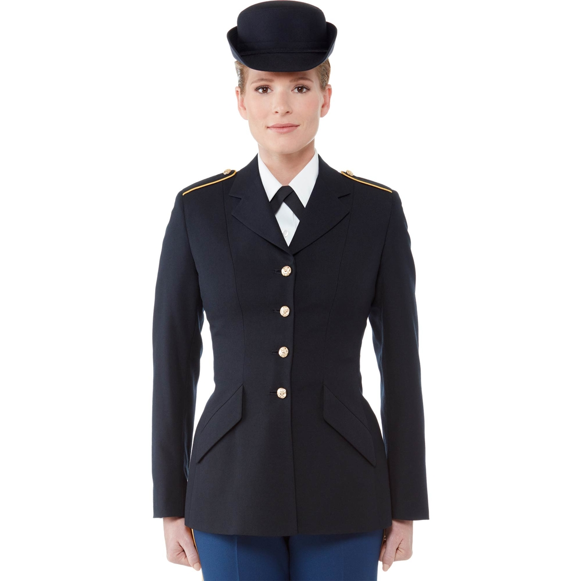 Army Women S Enlisted Blue Coat Asu
