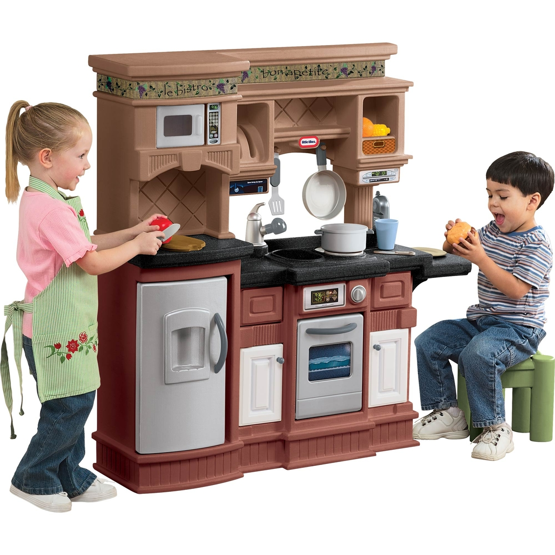 Little Tikes Gourmet Prep N Serve Kitchen Cooking
