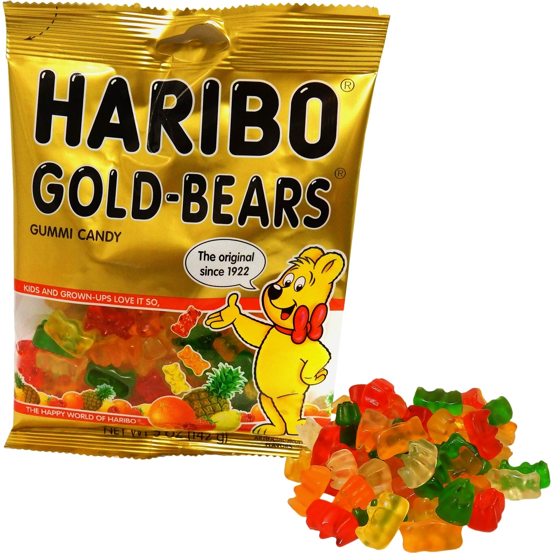 Lbs Haribo Bears Gummy 5