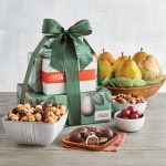 Harry And David Classic Christmas Gift Basket 93 08 Oz Saturday Wk 77 Shop The Exchange