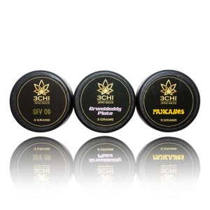 3CHI Delta-8 THC Concentrates