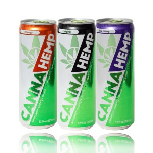 CannaHemp energy drinks