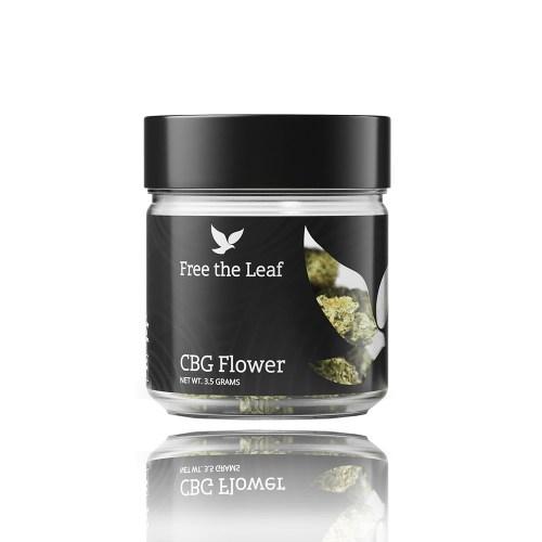 Green Roads Free the Leaf CBG Flower