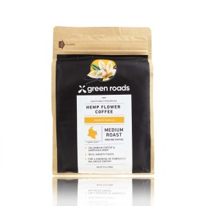Green Roads Coffee French Vanilla