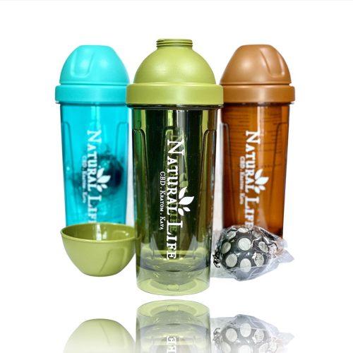 Natural Life Kava shaker bottles