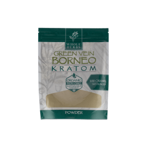 Natural Life - Whole Herbs Green Borneo powder