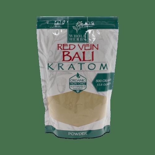 Natural Life - Whole Herbs Red Bali Powder