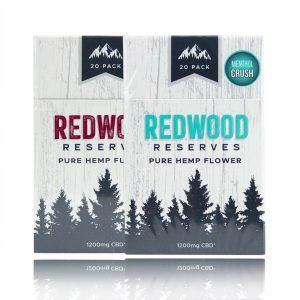 Redwood Reserves Hemp Smokes 20ct