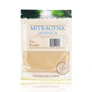 Remarkable Herbs Mitragyna Javanica 1oz