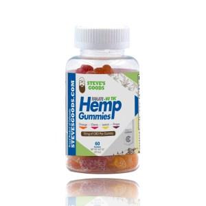 Steve's Goods Hemp Gummies Isolate CBD