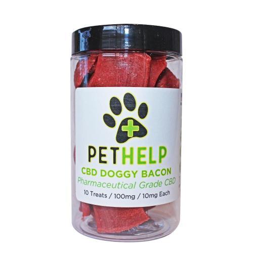 Pet Help Bacon Treats