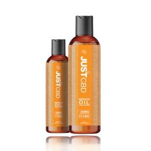 JustCBD massage Oil