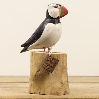 Small Puffin Sculpture