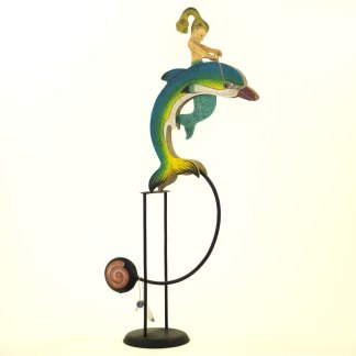 Mermaid Balance Sculpture