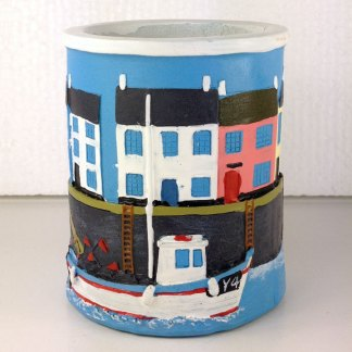 Quayside Pen Pot