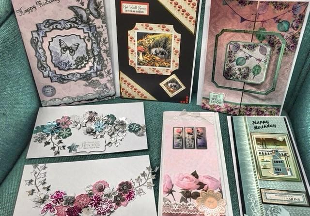 Shopper-Aide Handmade Cards