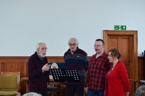 Dunskeig Quartet