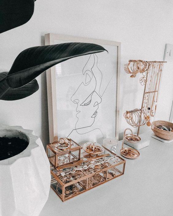 Sieraden opbergen | sieraden organizer