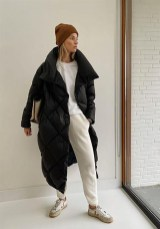 Wintercoat outfit inspiration