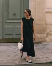 Zwarte jurkjes shoppen