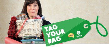 Tag Your Bag Oxfam