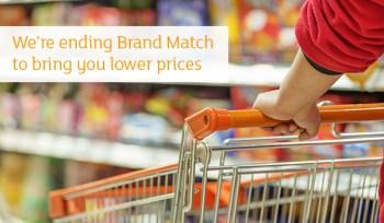 Brand Match Sainsburys