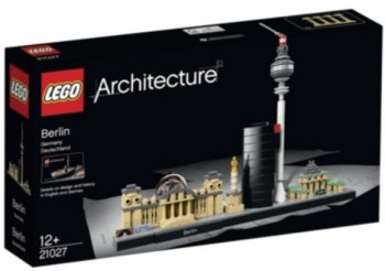 LEGO Architecure Berlin 21027 1000 extra clubcard points