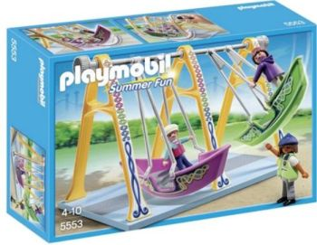 Playmobil 5553 Summer Fun Boat Swings
