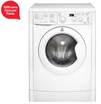 indesit washer dryer 1500 extra clubcard points