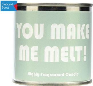 you make me melt candle clubcard boost