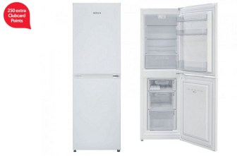 Servis BCF148W 48cm Frost Free Fridge Freezer - White