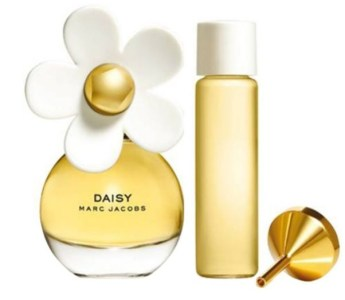 marc jacobs daisy refillable boots advantage