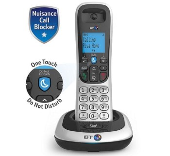 BT 2200 single cordless telephone tesco clubcard extra points