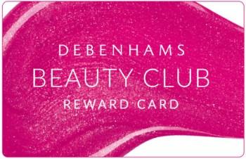 Debenhams Beauty Club