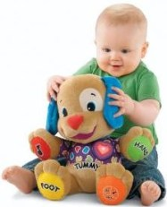 Kids Store _Laugh & Learn Love to Play Puppy