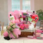 Gift Baskets _Special Themes_Spa&Bath