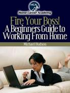 Working from Home _Fire Your Boss_RedShelf Books