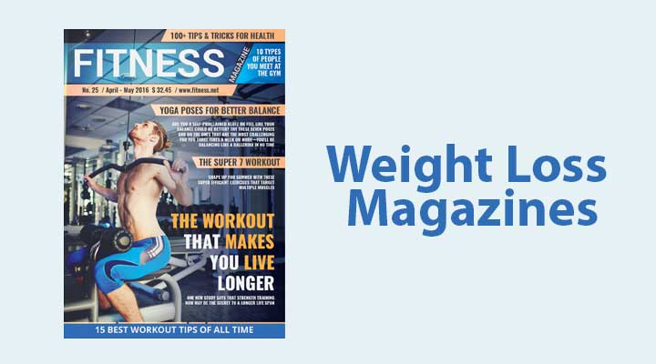 Weight Loss Magazine For Your Boyfriend